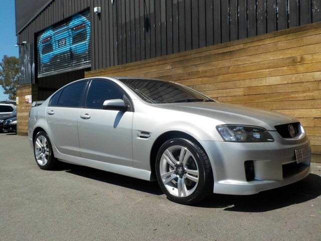 Used Holden Commodore VE SV6, 2007 Holden Commodore VE SV6 Silver 5 Speed Sports Automatic Sedan