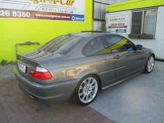 2006 BMW 3 Series E46 MY05 320Ci Steptronic Special Edition Grey 5 Speed Sports Automatic Coupe