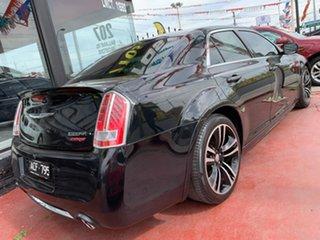 2014 Chrysler 300 LX MY14 SRT-8 Core Black 5 Speed Sports Automatic Sedan.