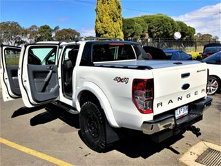 2013 Ford Ranger PX XLT Double Cab White 6 Speed Manual Utility