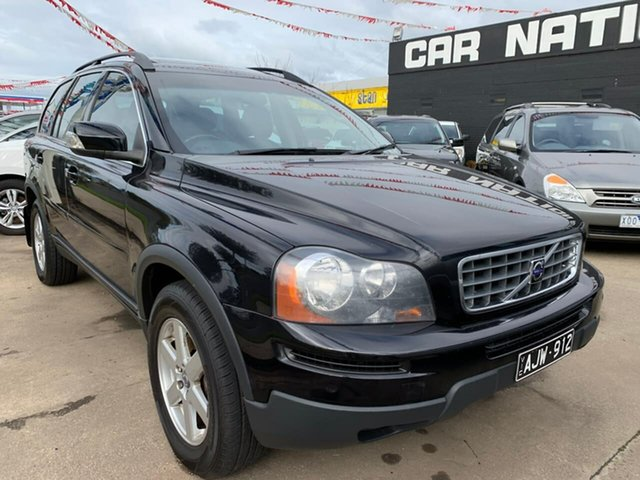 Used Volvo XC90 P28 MY07 LE, 2006 Volvo XC90 P28 MY07 LE Black 5 Speed Sports Automatic Wagon