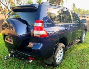 2013 Toyota Landcruiser Prado KDJ150R MY14 GXL Blue 5 Speed Sports Automatic Wagon.