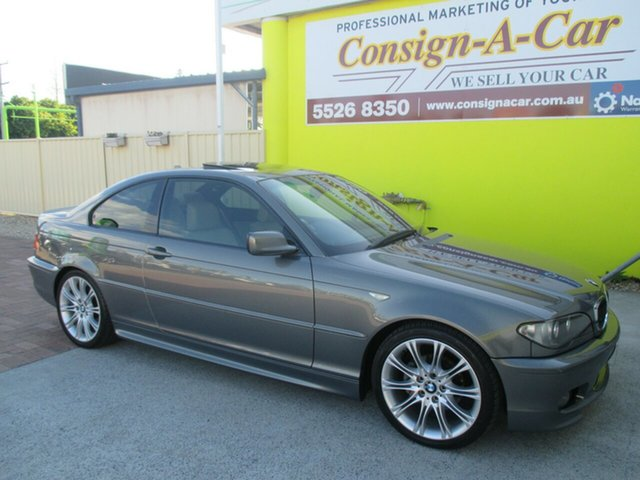 Used BMW 3 Series E46 MY05 320Ci Steptronic Special Edition, 2006 BMW 3 Series E46 MY05 320Ci Steptronic Special Edition Grey 5 Speed Sports Automatic Coupe