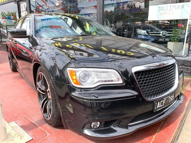 Used Chrysler 300 LX MY14 SRT-8 Core, 2014 Chrysler 300 LX MY14 SRT-8 Core Black 5 Speed Sports Automatic Sedan