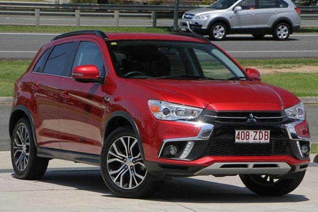 Used Mitsubishi ASX XC MY17 LS 2WD, 2017 Mitsubishi ASX XC MY17 LS 2WD Red 6 Speed Constant Variable Wagon