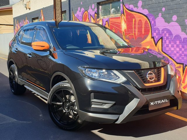 New Nissan X-Trail T32 Series II ST X-tronic 2WD, 2019 Nissan X-Trail T32 Series II ST X-tronic 2WD Diamond Black 7 Speed Wagon