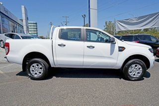 2019 Ford Ranger PX MkIII 2019.75MY XLS Pick-up Double Cab White 6 Speed Sports Automatic Utility.