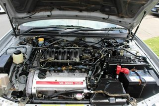 2003 Nissan Maxima A33 MY2003 ST-R Silver 4 Speed Automatic Sedan