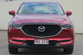 2017 Mazda CX-5 KF4WLA GT SKYACTIV-Drive i-ACTIV AWD Soul Red Crystal 6 Speed Sports Automatic Wagon