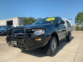 2014 Ford Ranger PX XL Blue 6 Speed Sports Automatic Cab Chassis