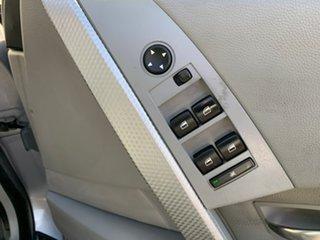 2004 BMW 5 Series E60 525i Steptronic Silver 6 Speed Sports Automatic Sedan