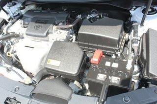 2015 Toyota Camry ASV50R Atara SL Silver 6 Speed Sports Automatic Sedan