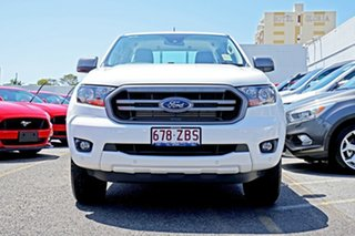2019 Ford Ranger PX MkIII 2019.75MY XLS Pick-up Double Cab White 6 Speed Sports Automatic Utility