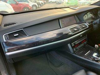 2010 BMW 5 Series F07 MY10 550i Gran Turismo Steptronic Black 8 Speed Sports Automatic Hatchback