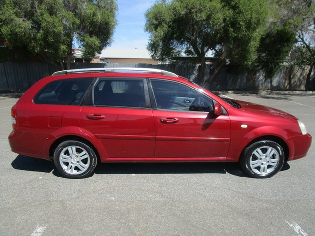 Used Holden Viva JF Equipe, 2006 Holden Viva JF Equipe 4 Speed Automatic Wagon