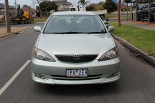 2003 Toyota Camry ACV36R Sportivo Green 4 Speed Automatic Sedan.