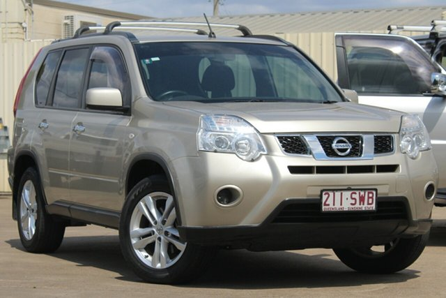 Used Nissan X-Trail T31 Series V ST, 2012 Nissan X-Trail T31 Series V ST Twilight 1 Speed Constant Variable Wagon