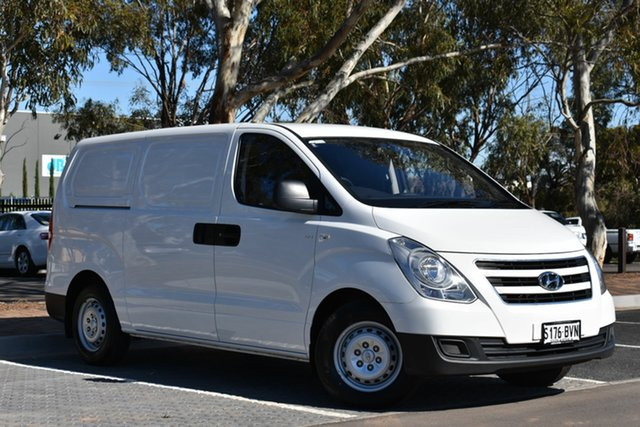 Used Hyundai iLOAD TQ3-V Series II MY18 , 2018 Hyundai iLOAD TQ3-V Series II MY18 White 6 Speed Manual Van