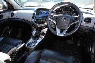 2016 Holden Cruze JH MY16 Z-Series Silver 6 Speed Automatic Sedan