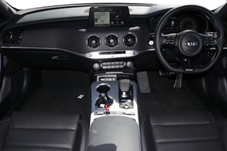 2020 Kia Stinger CK MY20 GT Fastback Silky Silver 8 Speed Sports Automatic Sedan