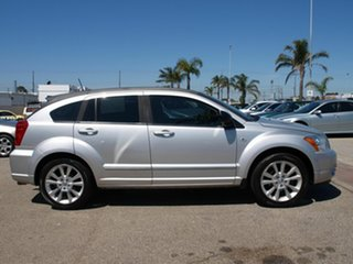 2011 Dodge Caliber PM MY11 SXT Silver 6 Speed Constant Variable Hatchback.