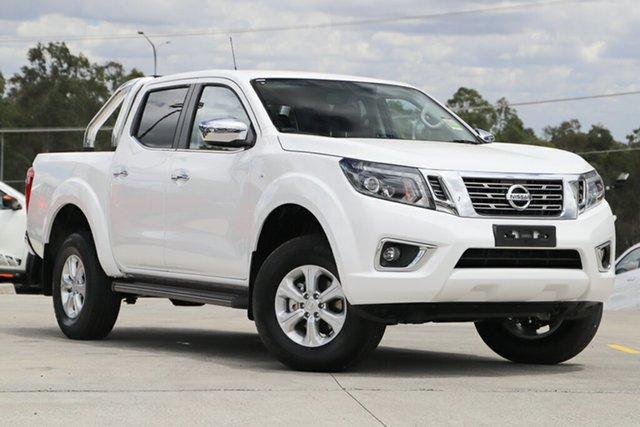 New Nissan Navara D23 S4 MY19 ST, 2019 Nissan Navara D23 S4 MY19 ST Polar White 6 Speed Manual Utility
