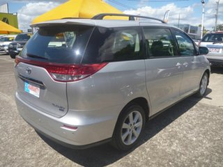 2009 Toyota Tarago ACR50R MY09 GLX Silver 4 Speed Sports Automatic Wagon
