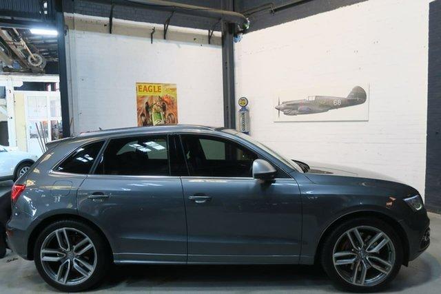 Used Audi SQ5 8R MY15 TDI Tiptronic Quattro, 2014 Audi SQ5 8R MY15 TDI Tiptronic Quattro Grey 8 Speed Sports Automatic Wagon