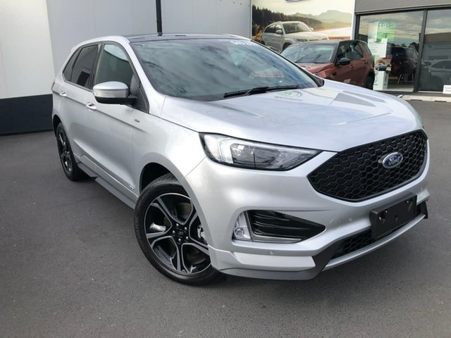 Used Ford Endura CA 2019MY ST-Line SelectShift AWD, 2018 Ford Endura CA 2019MY ST-Line SelectShift AWD Silver 8 Speed Sports Automatic Wagon