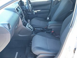 2011 Dodge Caliber PM MY11 SXT Silver 6 Speed Constant Variable Hatchback