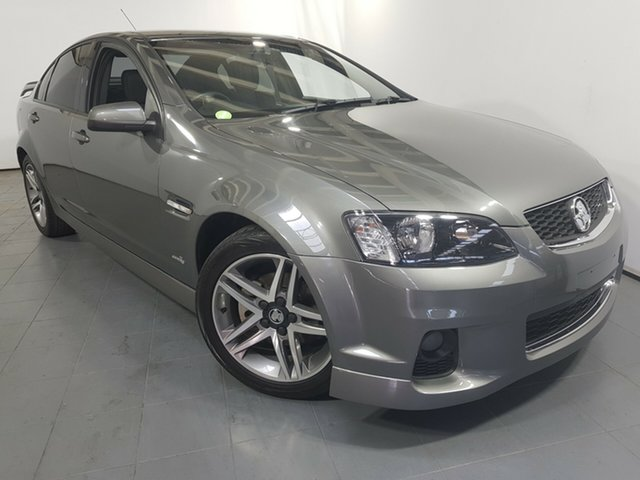 Used Holden Commodore VE II SV6, 2011 Holden Commodore VE II SV6 Grey 6 Speed Manual Sedan