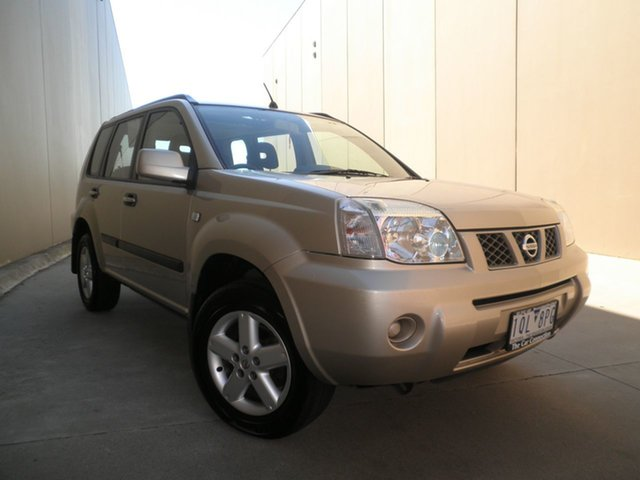 Used Nissan X-Trail T30 II MY06 ST-S, 2007 Nissan X-Trail T30 II MY06 ST-S Moonstone Silver 5 Speed Manual Wagon
