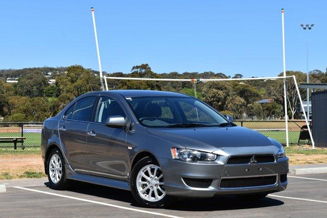 Used Mitsubishi Lancer CJ MY13 LX, 2012 Mitsubishi Lancer CJ MY13 LX Grey 6 Speed Constant Variable Sedan