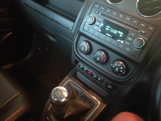 2013 Jeep Patriot MK MY14 Sport 4x2 Black 5 Speed Manual Wagon