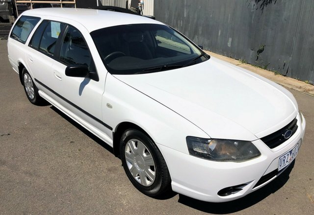 """Used Ford Falcon  , 2007 Ford Falcon BFII XT """"LPG/GAS"""" 4 Speed Sports Automatic Wagon"""