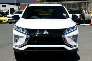 2019 Mitsubishi Eclipse Cross YA MY20 Black Edition 2WD Starlight 8 Speed Constant Variable Wagon
