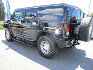2002 Hummer H2 H2 Black Wagon.