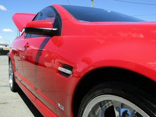 2009 Holden Commodore VE MY10 SS-V Red 6 Speed Manual Utility