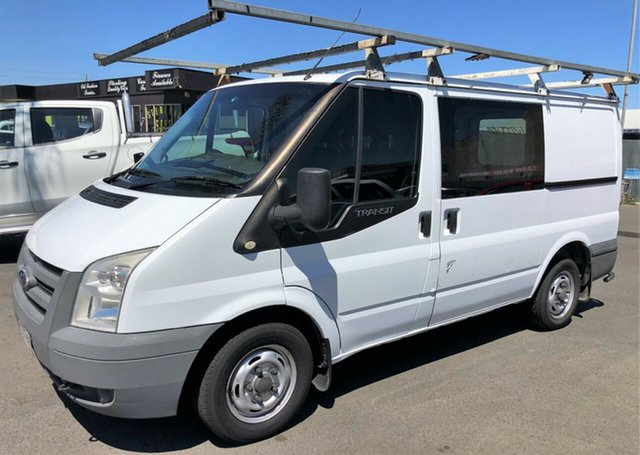 Used Ford Transit  , 2010 Ford Transit VM DIESEL with 133000KM ONLY White 6 Speed Manual Van