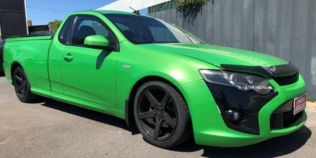Used Ford Falcon FG , 2009 Ford Falcon FG XR6 FPV 5 Speed Sports Automatic Cab Chassis
