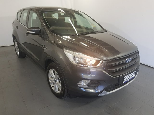 Demo Ford Escape ZG 2019.25MY Ambiente 2WD, 2019 Ford Escape ZG 2019.25MY Ambiente 2WD Magnetic 6 Speed Sports Automatic Wagon