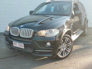 2008 BMW X5 E70 Steptronic 6 Speed Sports Automatic Wagon.
