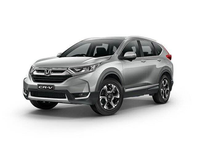Demo Honda CR-V RW MY19 VTi-L FWD, 2019 Honda CR-V RW MY19 VTi-L FWD Lunar Silver 1 Speed Constant Variable Wagon
