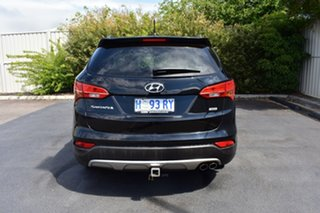 2013 Hyundai Santa Fe DM MY13 Active Black 6 Speed Sports Automatic Wagon