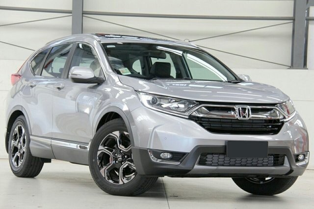New Honda CR-V RW MY20 VTi-L FWD, 2020 Honda CR-V RW MY20 VTi-L FWD Lunar Silver 1 Speed Constant Variable Wagon