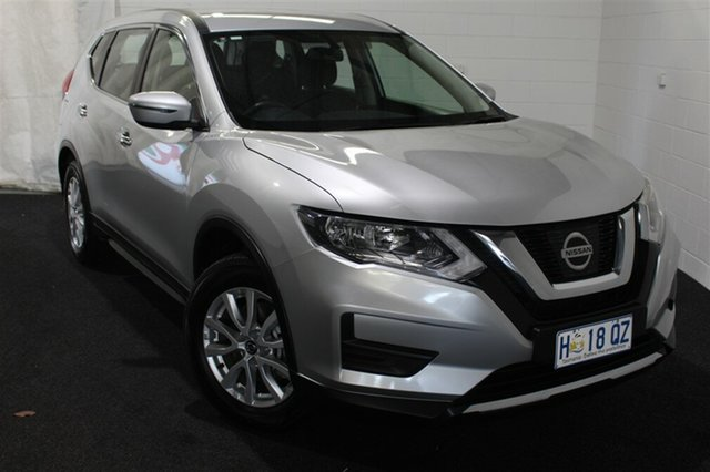 Used Nissan X-Trail T32 Series II ST X-tronic 2WD, 2018 Nissan X-Trail T32 Series II ST X-tronic 2WD Silver 7 Speed Constant Variable Wagon