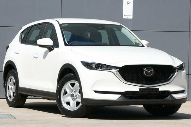 New Mazda CX-5 KF2W7A Maxx SKYACTIV-Drive FWD, 2019 Mazda CX-5 KF2W7A Maxx SKYACTIV-Drive FWD Snowflake White 6 Speed Sports Automatic Wagon