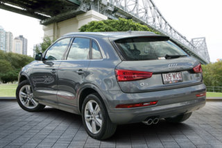 2015 Audi Q3 8U MY16 TFSI S Tronic Quattro Sport Grey 7 Speed Sports Automatic Dual Clutch Wagon.