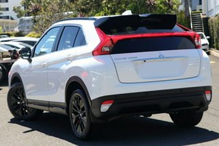 2019 Mitsubishi Eclipse Cross YA MY20 Black Edition 2WD Starlight 8 Speed Constant Variable Wagon.