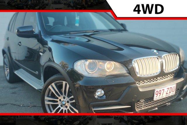 Used BMW X5 E70 Steptronic, 2008 BMW X5 E70 Steptronic 6 Speed Sports Automatic Wagon